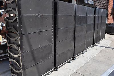 EV / Electro-Voice Speaker XLC 127-DVX three-way  line array  (LOT OF FOUR)