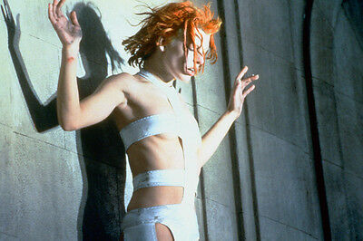 Milla Jovovich Scantily Clad Fifth Element 11X17 Poster
