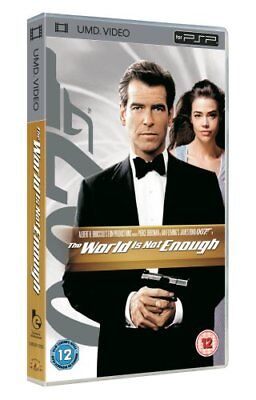 The World Is Not Enough [UMD Mini for PSP] - DVD  1EVG The Cheap Fast Free Post