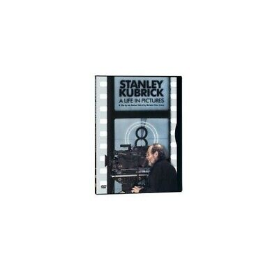 STANLEY KUBRICK : A LIFE IN PICTURES - DVD  BWVG The Cheap Fast Free Post
