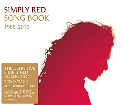 Simply Red - Song Book 1985-2010 - Simply Red CD N4VG The Cheap Fast Free Post