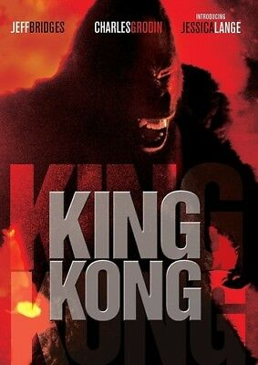 King Kong [New DVD] Ac-3/Dolby Digital, Dolby, Dubbed, Subtitled, Widescreen