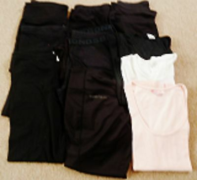 Bulk LADIES  leggings and tops  size 12  / 14 good condition