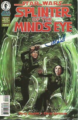 Mark Hamill Signed Star Wars Splinter Of Mind's Eye Signed Autograph Comic COA