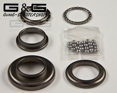 Steering Set Head Bearing Peugeot Elyseo Elystar Speedfight 1 2