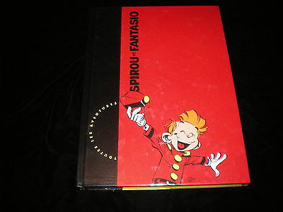 Intégrale Spirou et Fantasio Nic & Cauvin (complet 1 tome) Editions Rombaldi