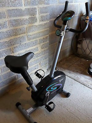Exercise Bike - (V-Fit) Magnetic Cycle MC2