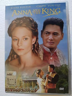 Dvd Used Anna And The King - Jodie Foster Chow Yun-Fat -