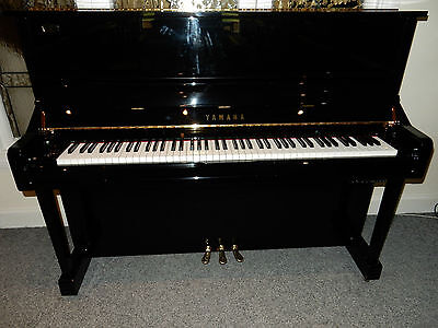 Yamaha U1 Silent Upright  Piano. Around 10 Years Old. 0% Finance Available