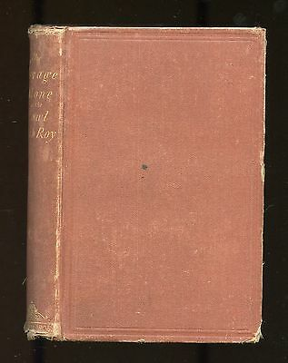 1868: THE VOYAGE ALONE in a YAWL from LONDON to PARIS & back...ILLUSTRATED