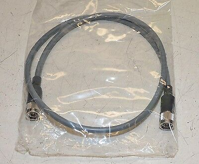 Beam Dynamics Coherent MetaBeam  RF Power Cable  One Meter NEW