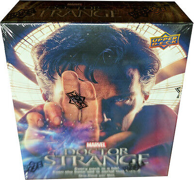 Marvel Doctor Strange Movie Factory Sealed Hobby Mini Box Pack