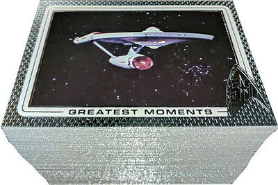 Star Trek 50th Anniversary Complete 100 Card Base Set