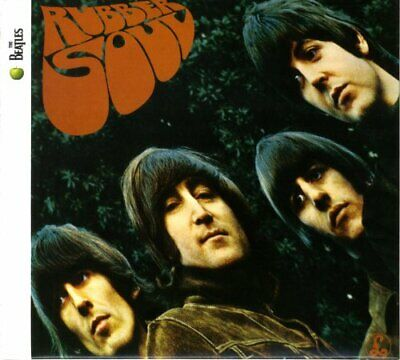 The Beatles - Rubber Soul - The Beatles CD T2VG The Cheap Fast Free Post The