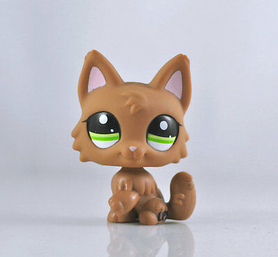 Littlest Pet Wolf Dog Collection Child Girl Boy Figure Toy Loose LPS11