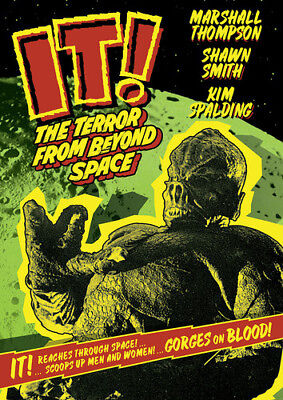 It! The Terror from Beyond Space [New DVD]