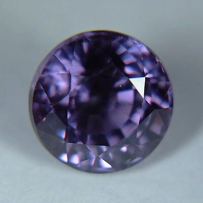 3.30ct.AWESOME RUSSIAN COLOR CHANGE ALEXANDRITE ROUND GEMSTONE