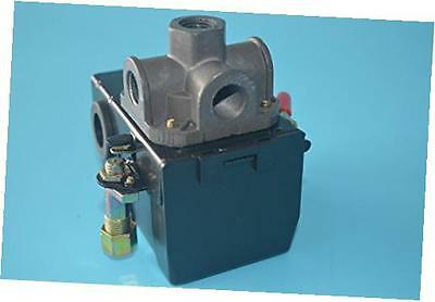 Air Compressor Pressure Switch Control Valve 90-150 PSI 4 Port Heavy Duty 26 Am