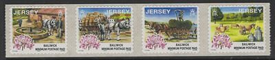 JERSEY SG870/3d 2001 DAYS GONE BY SELF ADHESIVES MNH
