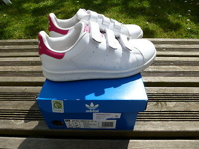 ADIDAS Stan Smith,  BASKETS Chaussures en cuir, 35, TRES BON ETAT !
