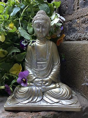 Divine Unique Buddhas Statue, For The Home Or Garden. From The Designer Sius
