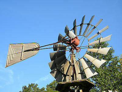 Aermotor Windmill  8ft A502 w/ tower, possible delivery