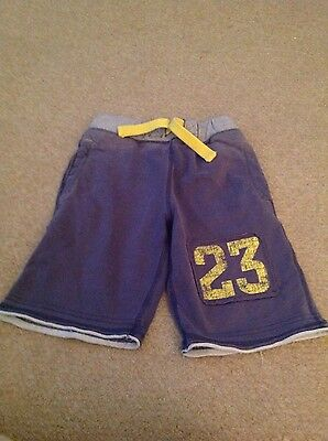 Boys Next shorts age 4-5 years