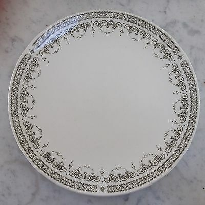 Lovely Vintage China Plate Wedgwood Bone China 10.5""