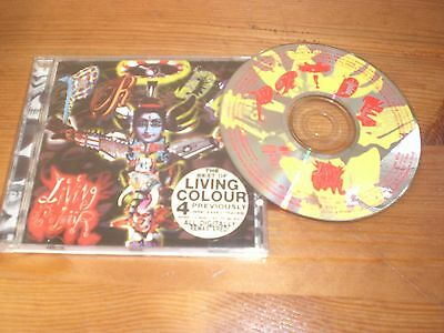 Pride The Best Of Living Colour Used 1995 Cd Album.