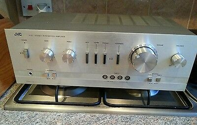 Vintage JVC A-S5 Integrated Amplifier. Made in Japan