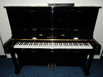 Yamaha U3 Disklavier Upright Piano. Just 20 Years Old With Full 5 Year Guarantee