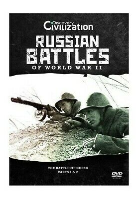 The Battle of Kursk parts 1 & 2 - DVD  A2VG The Cheap Fast Free Post