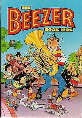 The Beezer Book 1986 Annual (1216)