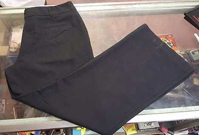 Ladies Size 12 Black Dress Pants by: Worthington ~ Modern Fit
