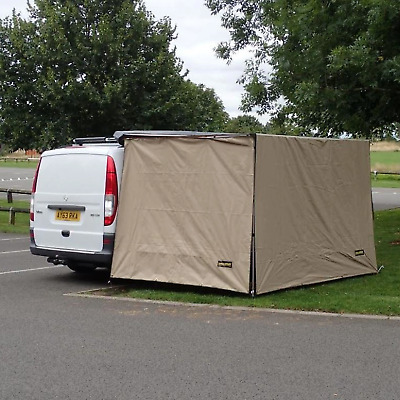 2.5M x 2.2M Side Awning Extension For Pull Out Awning