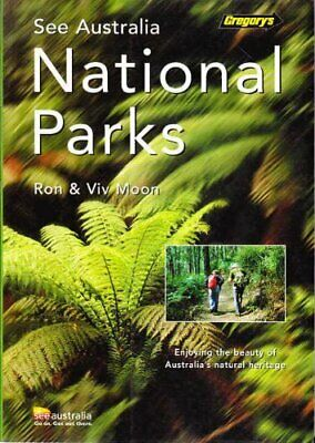 See Australia National Parks (Gregorys), Moon, Viv Mixed media product Book The