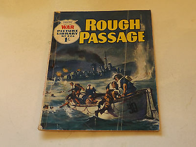 WAR PICTURE LIBRARY NO 226!,dated 1964!,GOOD for age,great 53!YEAR OLD issue.