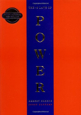 The 48 Laws of Power (A Joost Elffers Production) - Paperback NEW Greene, Robert