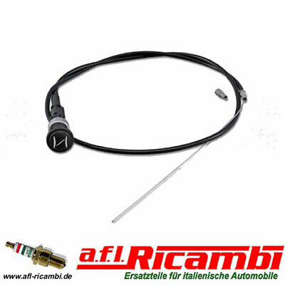 Handgaszug-hand throttle cable Alfa Spider,Bertone,Giulia 105/115 Bj.1962-1986