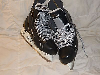 New Bauer Supreme One60 Senior Ice hockey skates11 D
