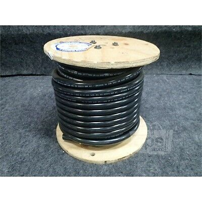Ancor Marine 117010 Boat Cable, 100Ft Spool, 2/0AWG, 1C, STR, Black*