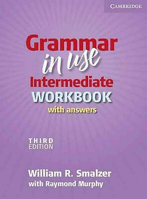 English grammar in use with answers intermediate 4th edition r grammar in use intermediate workbook with answers by william r smalzer english fandeluxe Image collections