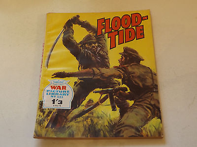 WAR PICTURE LIBRARY NO 589!,dated 1970!,V GOOD for age,great 47!YEAR OLD issue.