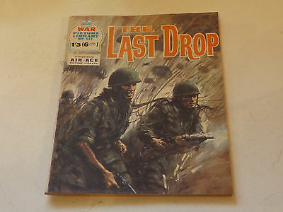 WAR PICTURE LIBRARY NO 633!,dated 1971!,V GOOD for age,great 46!YEAR OLD issue.
