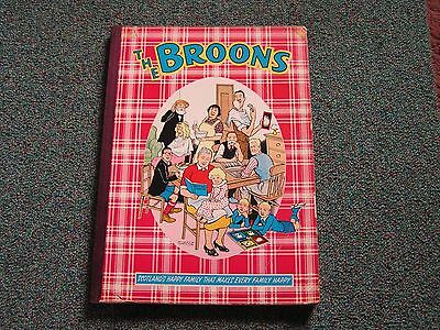 The Broons Annual 1961 - Rare - Dc Thompson - Not Oor Wullie