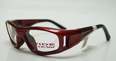 HILCO Leader C2 Kids Sports Goggles Red, Demo Lens (For Rx-Lens ONLY) / RX28/30
