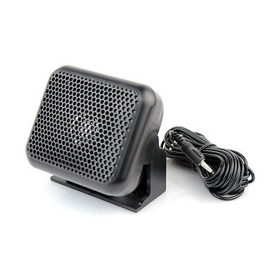 UK Mini Size NSP-100 External Speaker for Yaesu Kenwood Icom CB Radio Useful