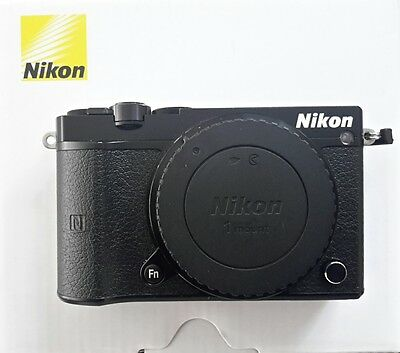 Nikon 1 J5 20.8MP Digitalkamera - Schwarz body