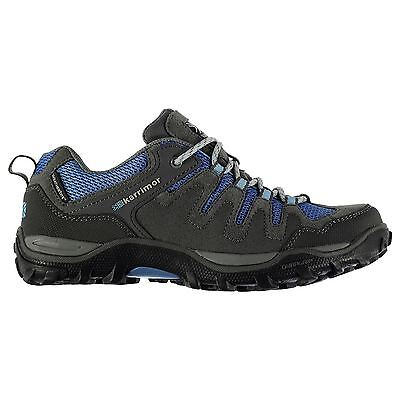 Karrimor Womens Fusion 3 Walking Lace Up Shoes Textile Breathable Waterproof