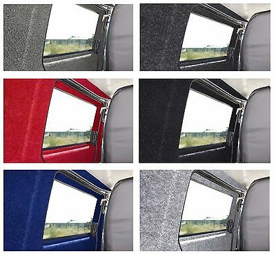 Various Size Van Lining Carpet Kit Super Stretch | 1.4m Wide SELF ADHESIVE